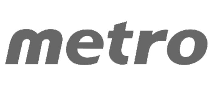 Metro - TalantOn Client Logo