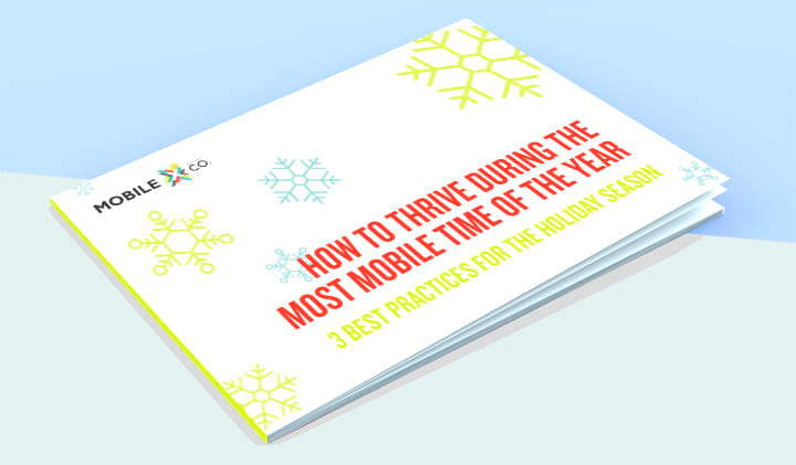 Holiday eBook 3 Best Practices For The Most Mobile Time Of The year