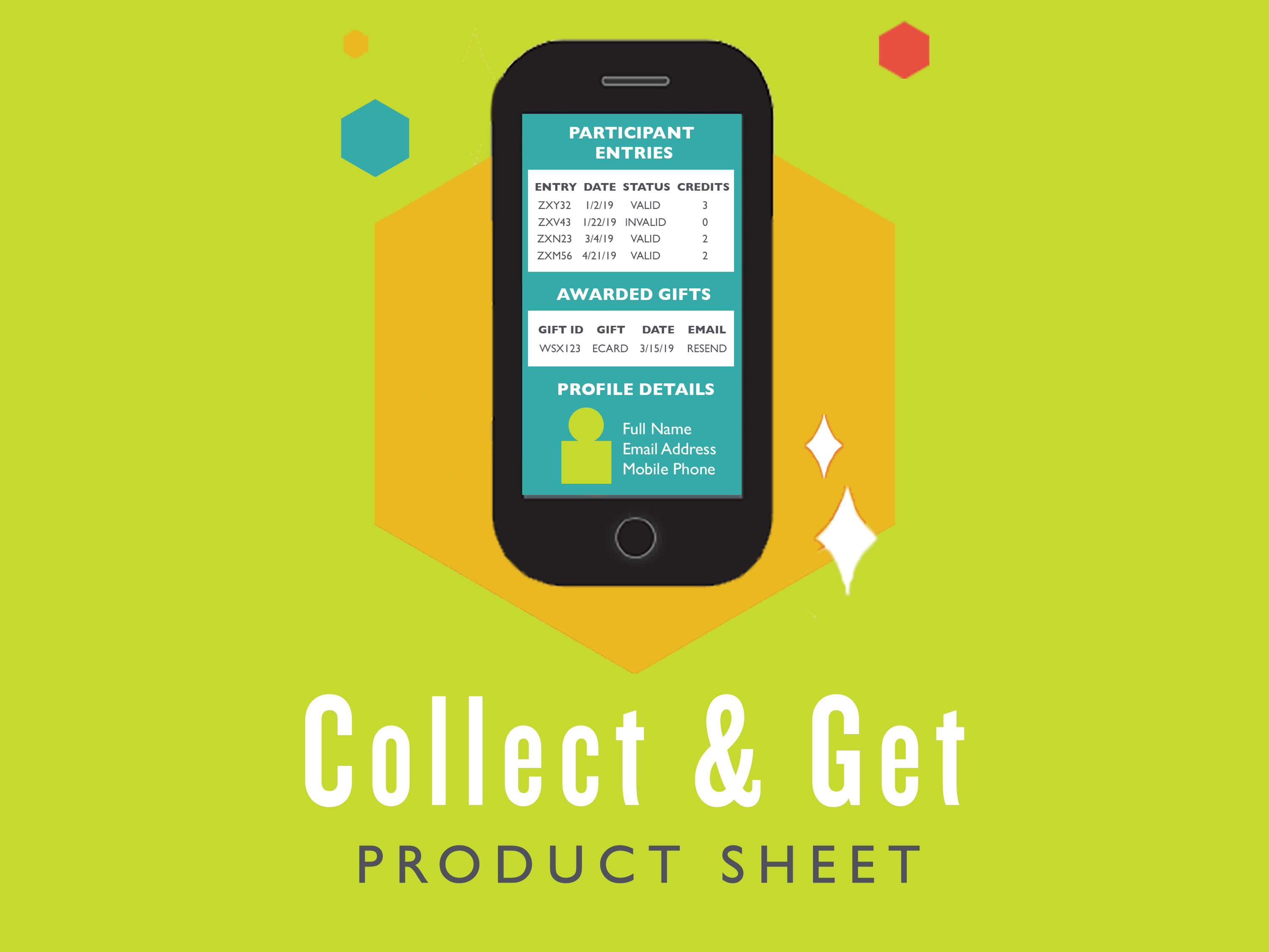 Collect & Get Product Sheet